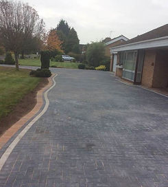 Midland Landscapes & Swift Contractors - Kenilworth Driveways