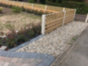 Midland Landscapes & Swift Contractors - Fencing Services