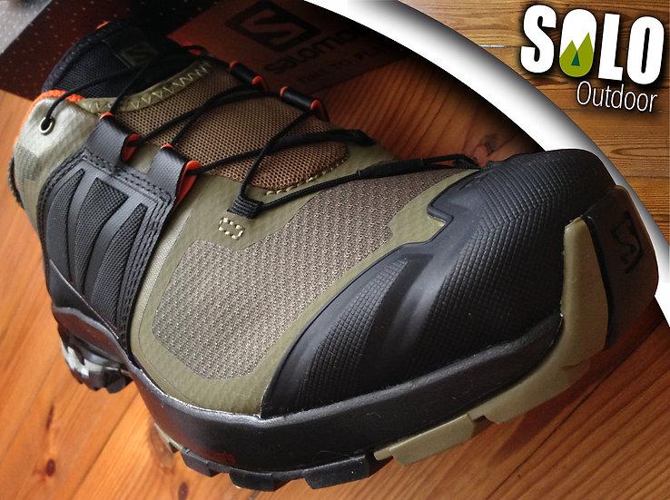 49 1/3 ◼ SALOMON XA Wild 3D-Chassis Multisportschuhe BURNT OLIVE