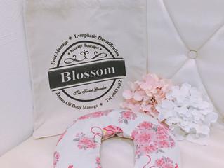 Blossom 鹽包1週年特別版💕