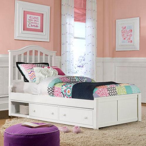 Finley Twin Bed w/ Storage