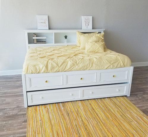 Coronado Bookcase Bed w/ Trundle
