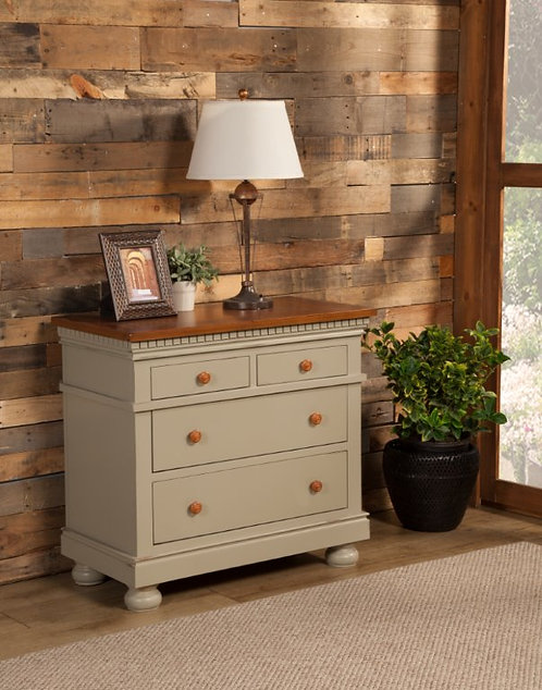 Del Mar 4 Drawer Dresser