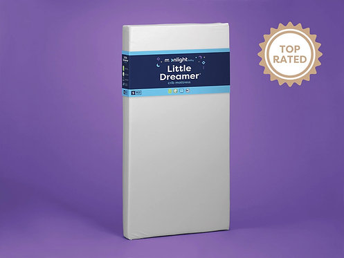 "Little Dreamer 5"" Dual Sided Crib Mattress"
