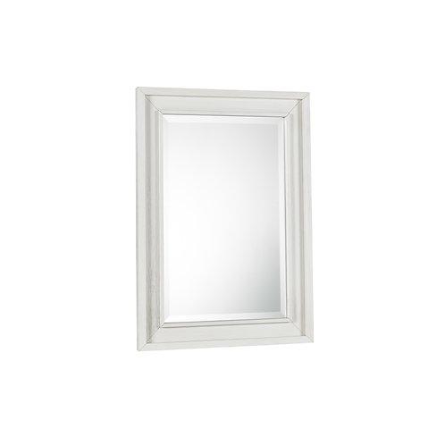 Lucca Mirror Sea Shell White