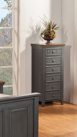 Liberty 6 Drawer Tall Chest