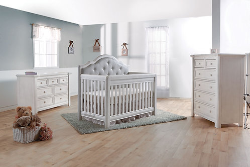 Cristallo Conversion Crib