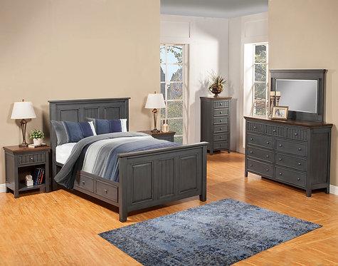Liberty Bed w/ Storage