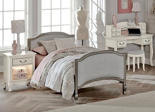 Victoria Bed Grey