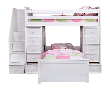 Student Loft II Bunk Bed
