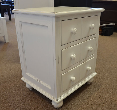 Clairemont 3 Drawer Nightstand