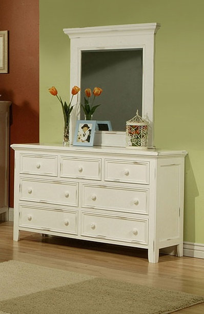 Liberty 7 Drawer Dresser