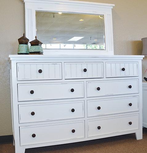 Hillcrest 9 Drawer Dresser