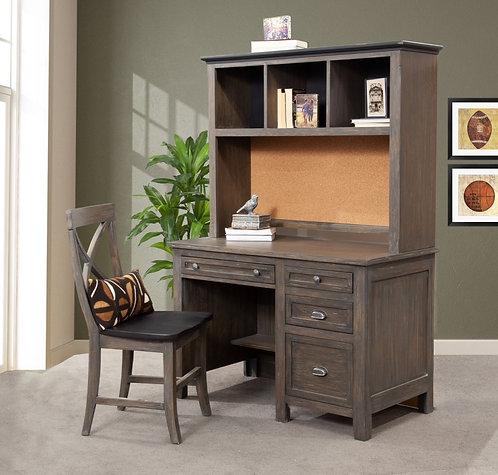 Torrey Desk w/ Hutch
