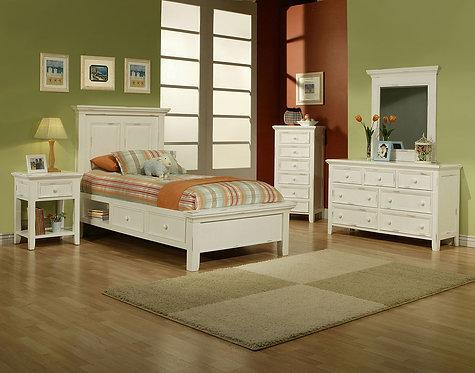 Torrey Bed w/ Storage