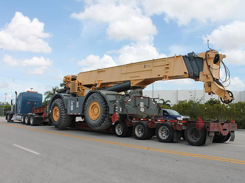 USED 1999 GROVE RT9100 ROUGH TERRAIN CRANE