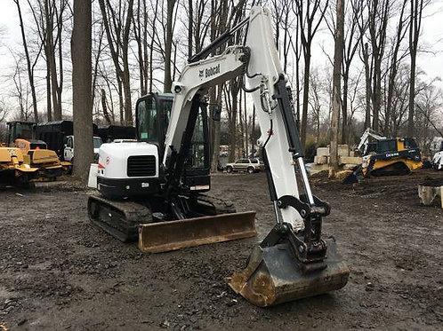 bobcat excavator loans