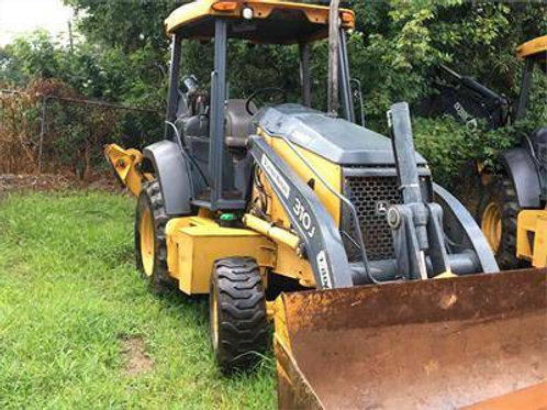 Used 2013 John Deere 310J Excavator Loader For Sale
