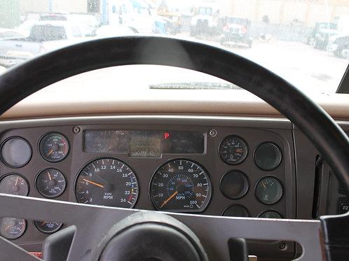 2007 MACK CV713 T/A STEEL DUMP TRUCK