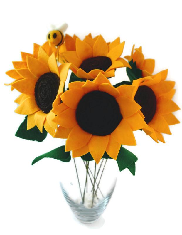 Sunflower7Bee6
