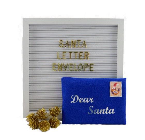 SantaLetterEnvelopeBlueSignPS
