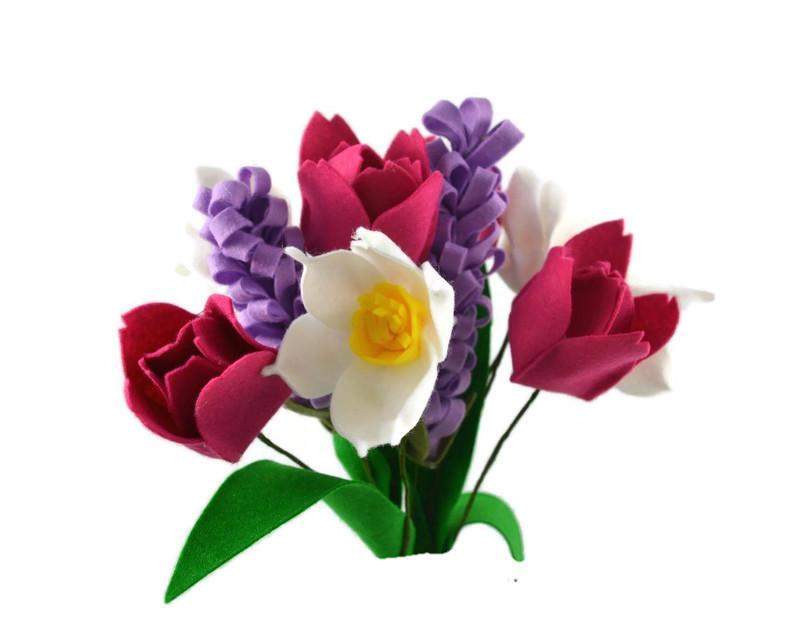 Spring Bouquet1WM