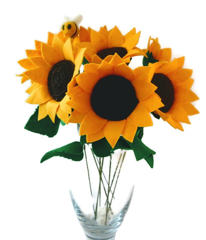 Sunflower7Bee5