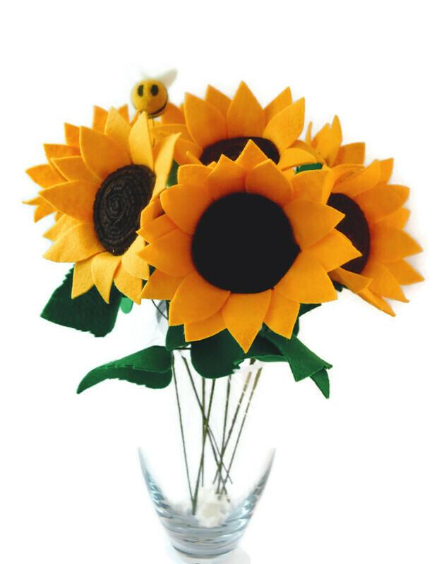 Sunflower7Bee3