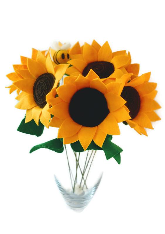 Sunflower7Bee2