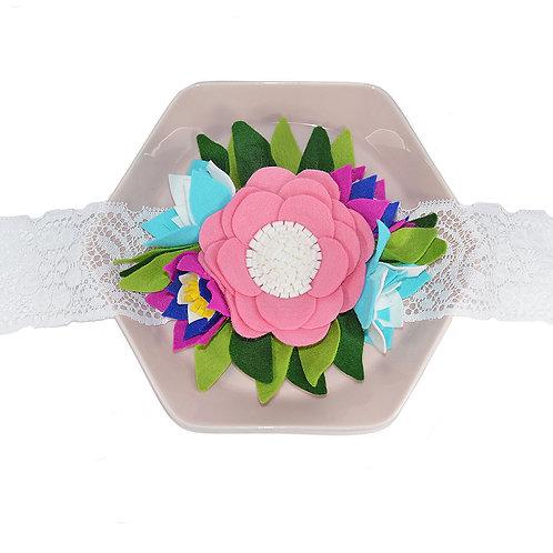 Flower Bump Belt