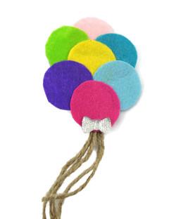 Balloon Pin Single