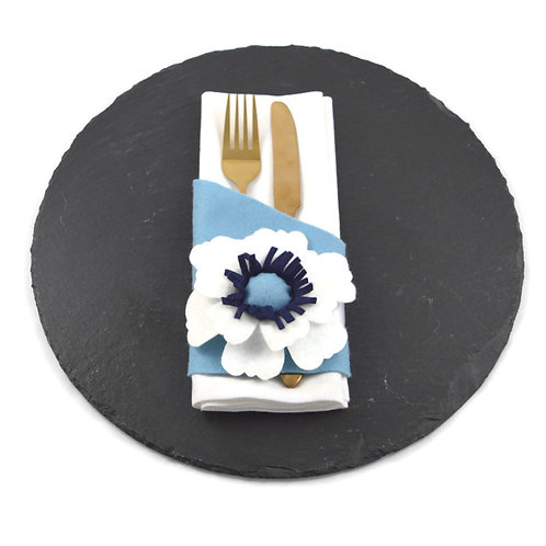 Hollyhock Cutlery Holder