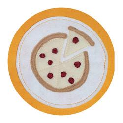 Felt Pizza Bunting