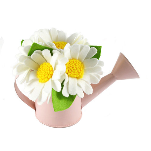 Daisy Watering Can