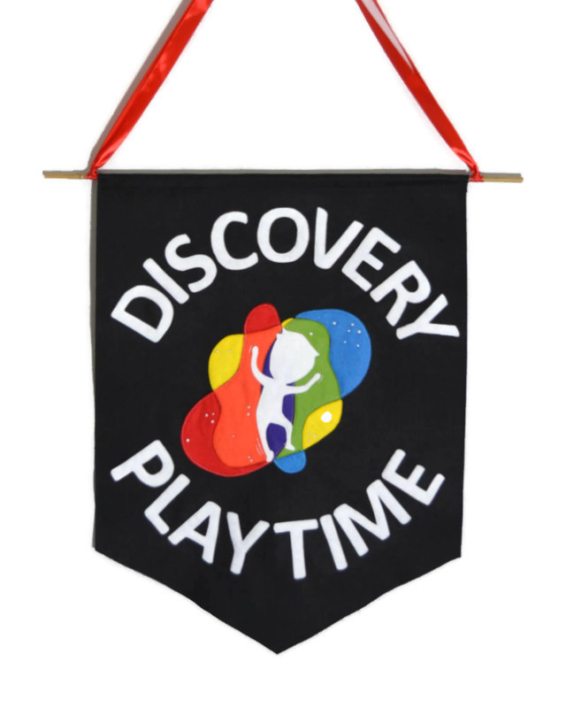 Discovery PLaytome Hanging