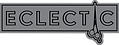 ECLECTIC - Grey Background Black Text.pn