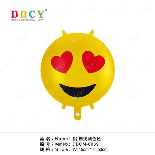 """""""Emoji zakochany"""" (48 cm.)"""