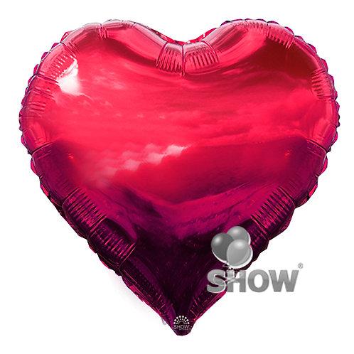 Serce czerwone (48 cm.)