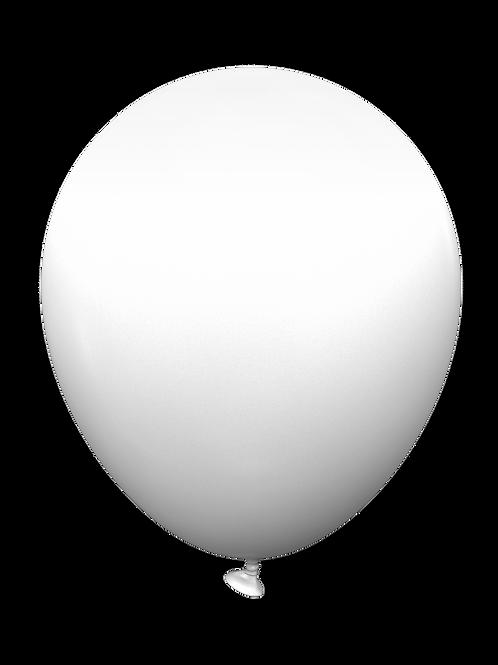 Biały/White (30 cm.)