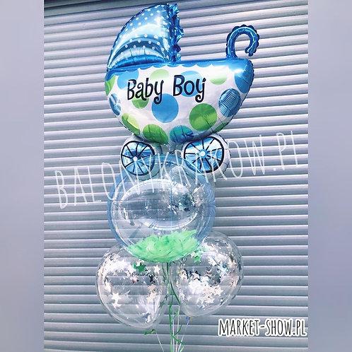 Zestaw balonów na Baby Shower (#42)