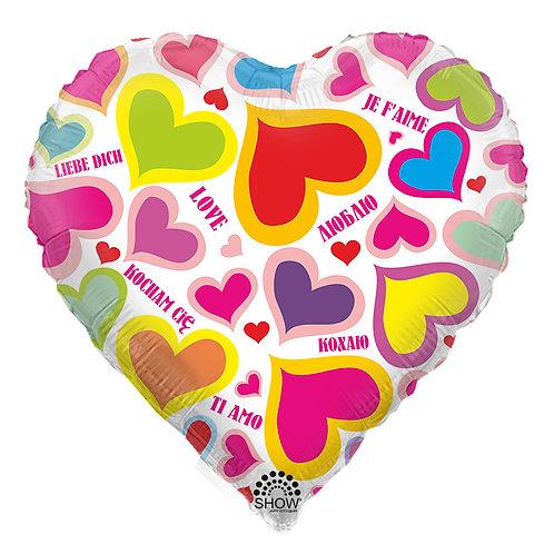 """Love"" (48 cm.)"