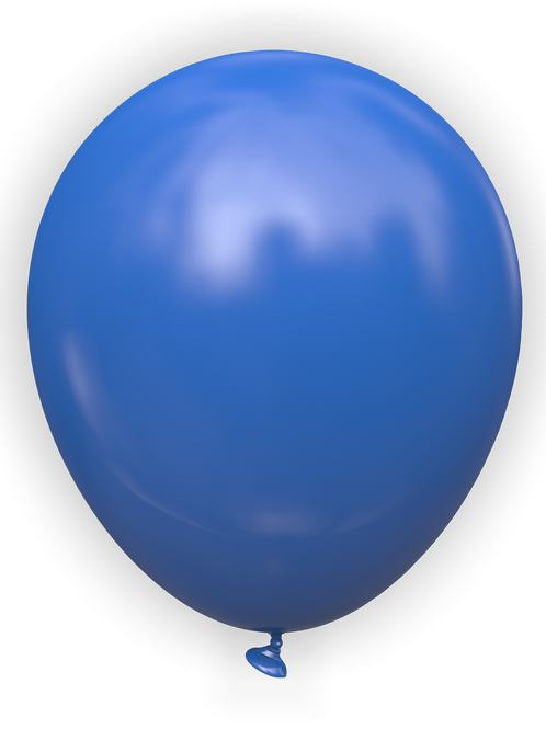 Niebieski/Blue (30 cm.)