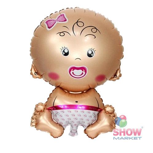 """Baby Girl"" (49*61cm)"