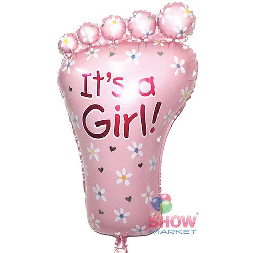 """Stópka It's a Girl"" (46*80cm)"