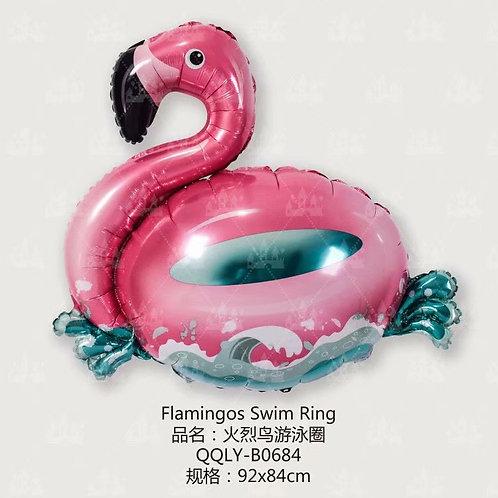 """Flaming"" (92*84cm)"
