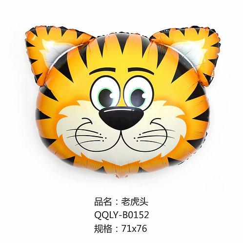 """""""Tygrys"""" (71*76cm)"""