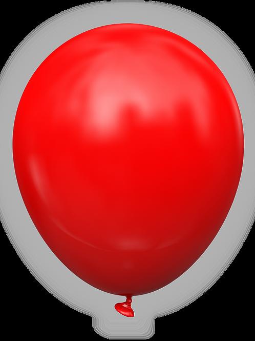 Czerwony/Red (30 cm.)