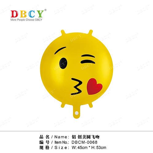 """Emoji buziak"" (48 cm.)"