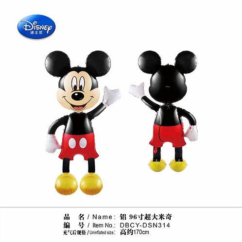 Mickey Stojący balon (175 cm)