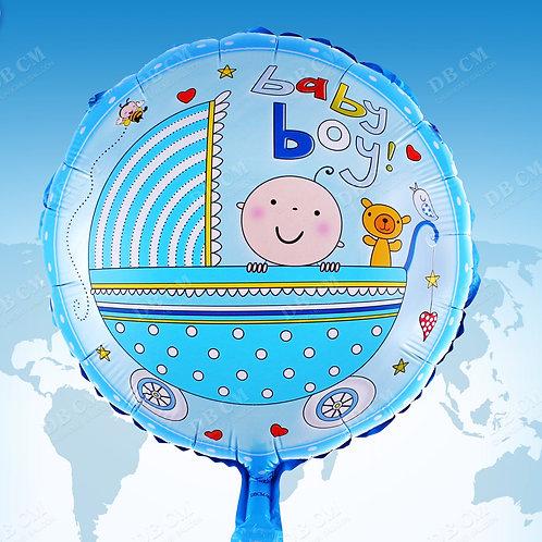 """Baby Boy"" (48 cm.)"
